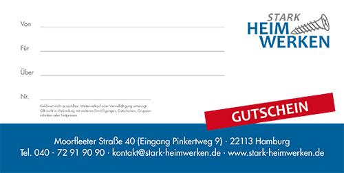STARK Heimwerken - Gutescheine